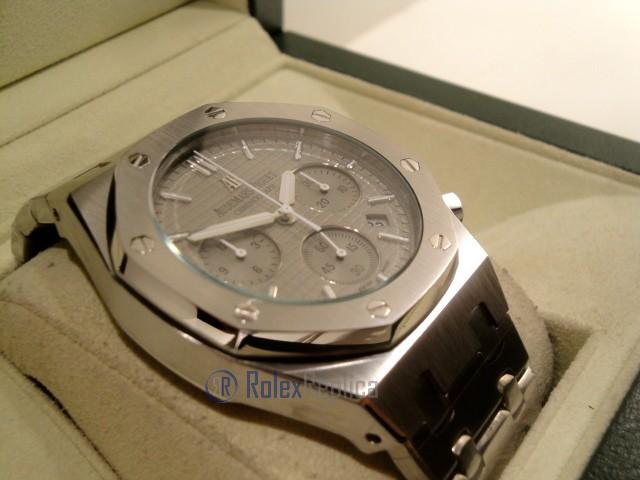 audemars piguet replica chrono royal oak grey dial imitazione copia